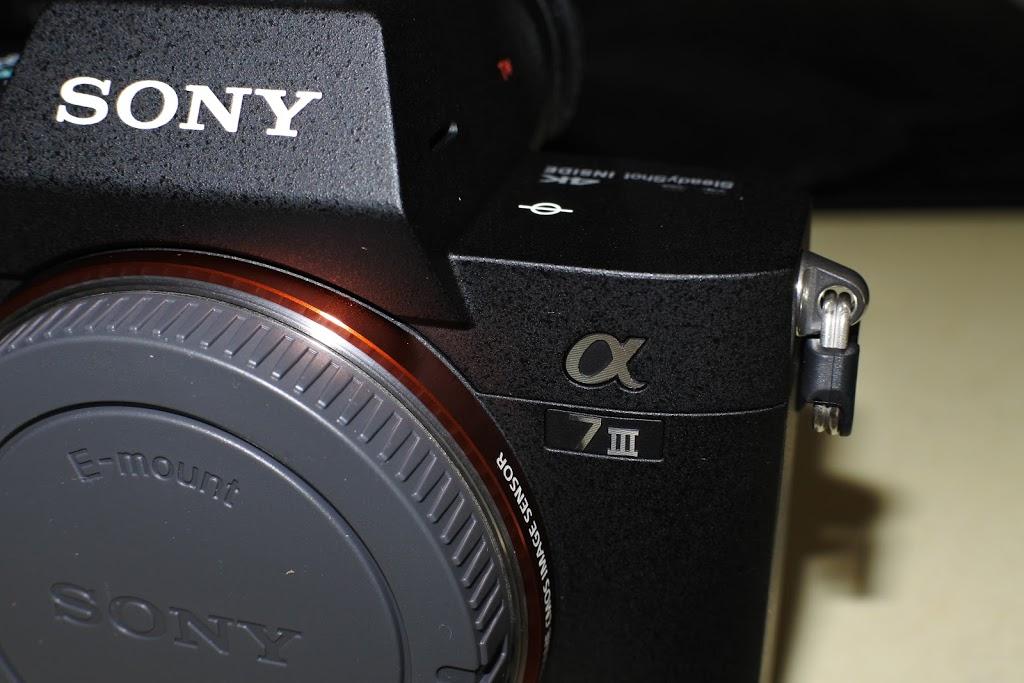Sony α7III ファーストインプレッション