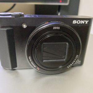 さらばNikon1 J5、よろしくSony DSC-HX90V
