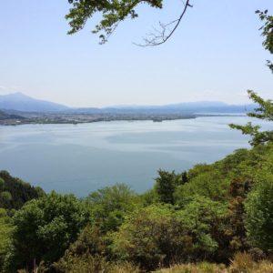1日でびわ湖1周(200km)時計回り
