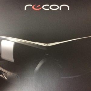【ウェアラブルデバイス】ReconJetが届いた!